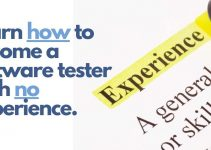 How to become a software tester with no experience featured image