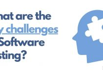 What are the key challenges of software testing featured image