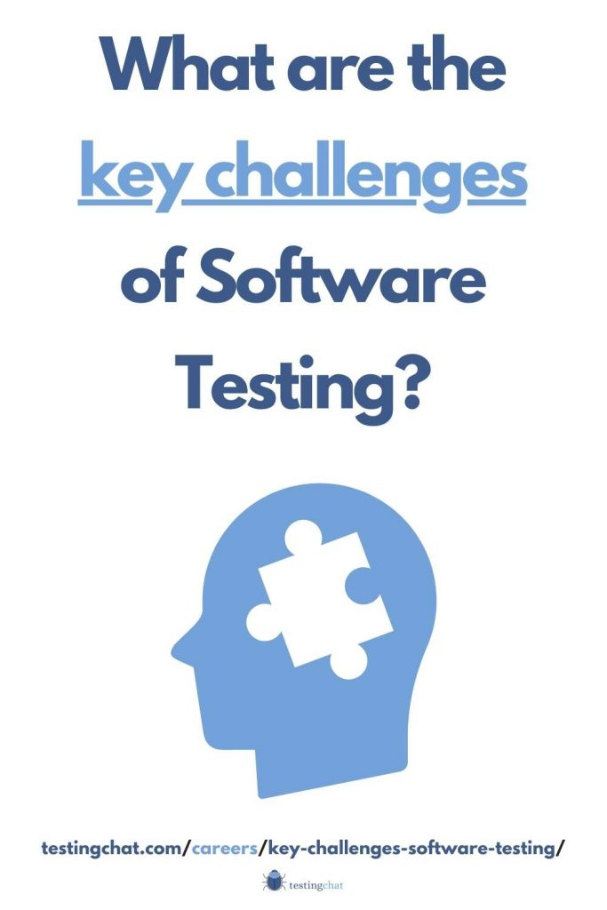 what-are-the-key-challenges-of-software-testing-pinterest-pin