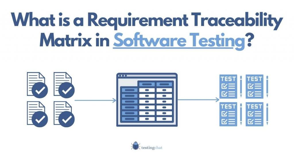 What is a Requirement Traceability Matrix in Software Testing featured image